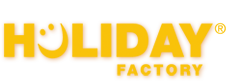 Holiday Factory Logo